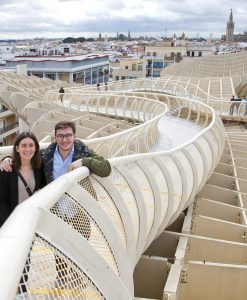 Roof Tops Walking Tour Seville