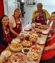 Cooking class of Not Just a Tourist in EspacioAbierto, Sevilla