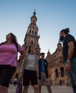 Tour of Seville's female history & monuments
