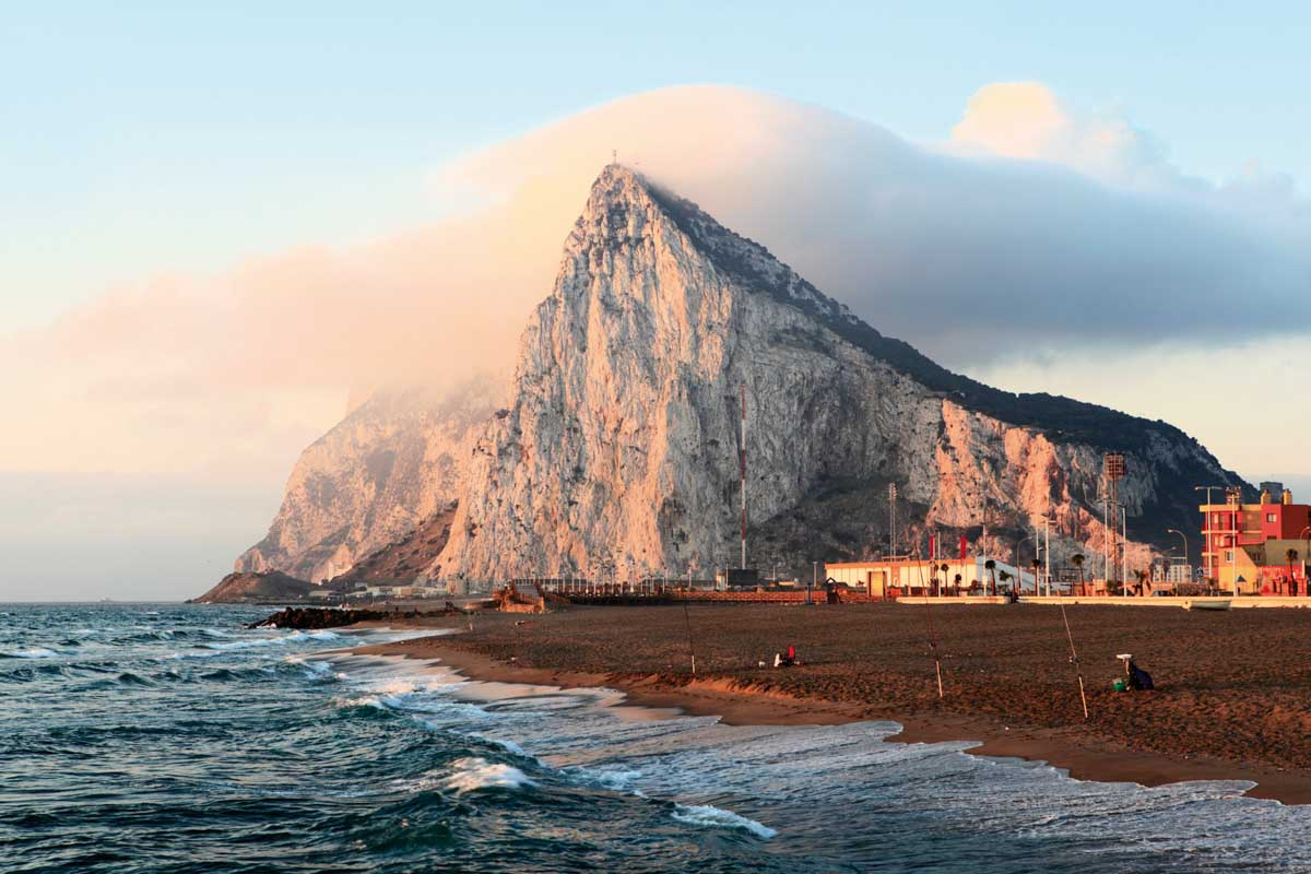 Rock Of Gibraltar On A Comfortable Private Day Trip From