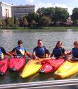 Private kayak tour Seville