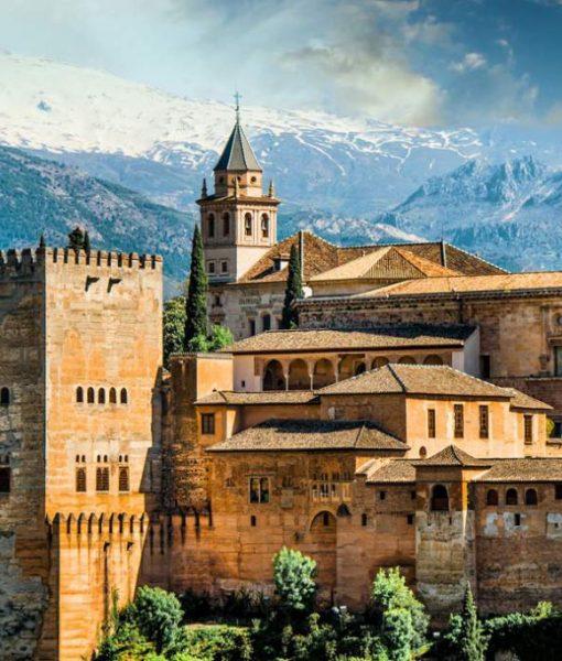Private transfer to Ronda and Granada
