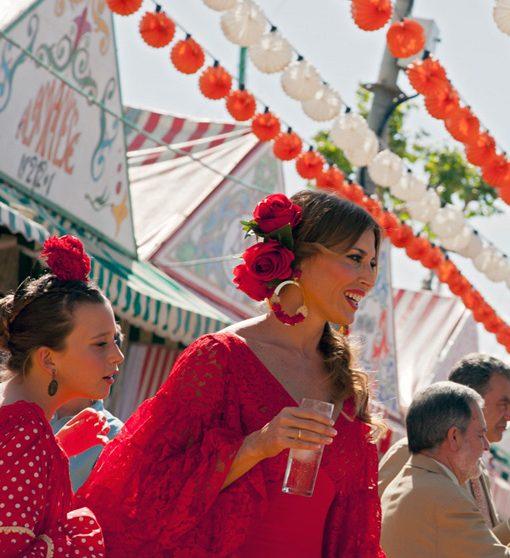 Private Seville April Fair Tour
