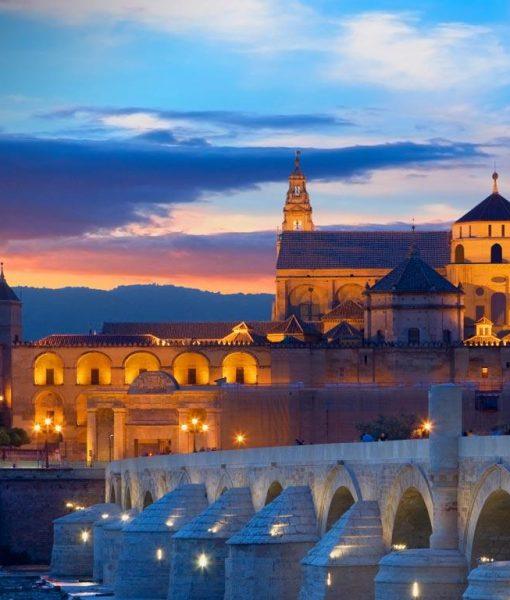 Private transfer to Cordoba and Granada