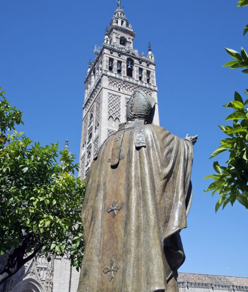 Online tickets to visit Alcazar, Cathedral and Giralda in Seville