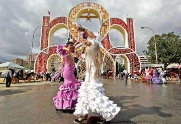 Dance Sevillanas Portada Feria (1)