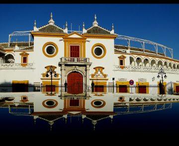 Plaza Toros Seville