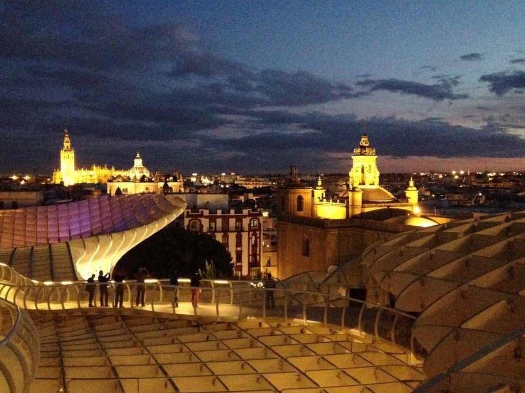 Roof Tops Walking Tour Seville
