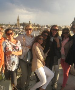 Rooftop Walking Tour Seville