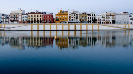 Guided bike tour Seville