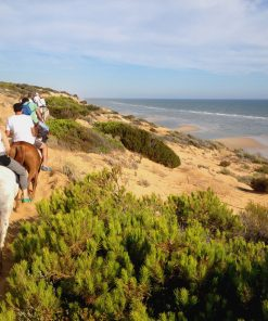 Romantic: Chill out at Doñana