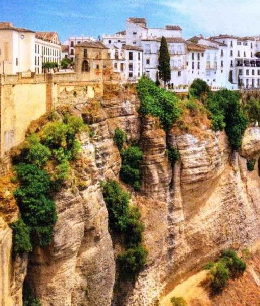 Day Trip White Villages & Ronda from Seville