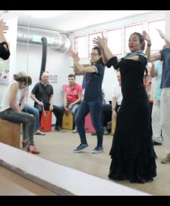 Flamenco Dance Lesson Seville