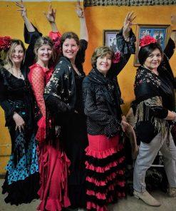 flamenco hen's party in Seville