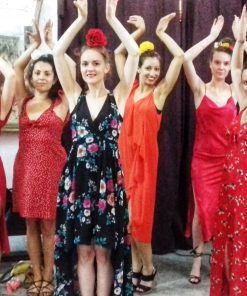 hen's party in Seville