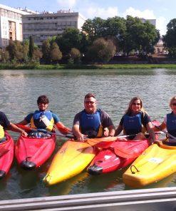 Kayak tour Seville
