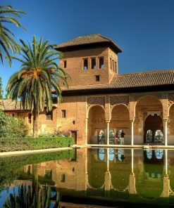 Transfer to Cordoba & Granada from Seville