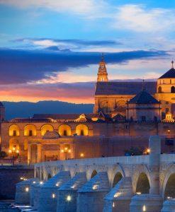 Transfer Cordoba and Granada from Seville