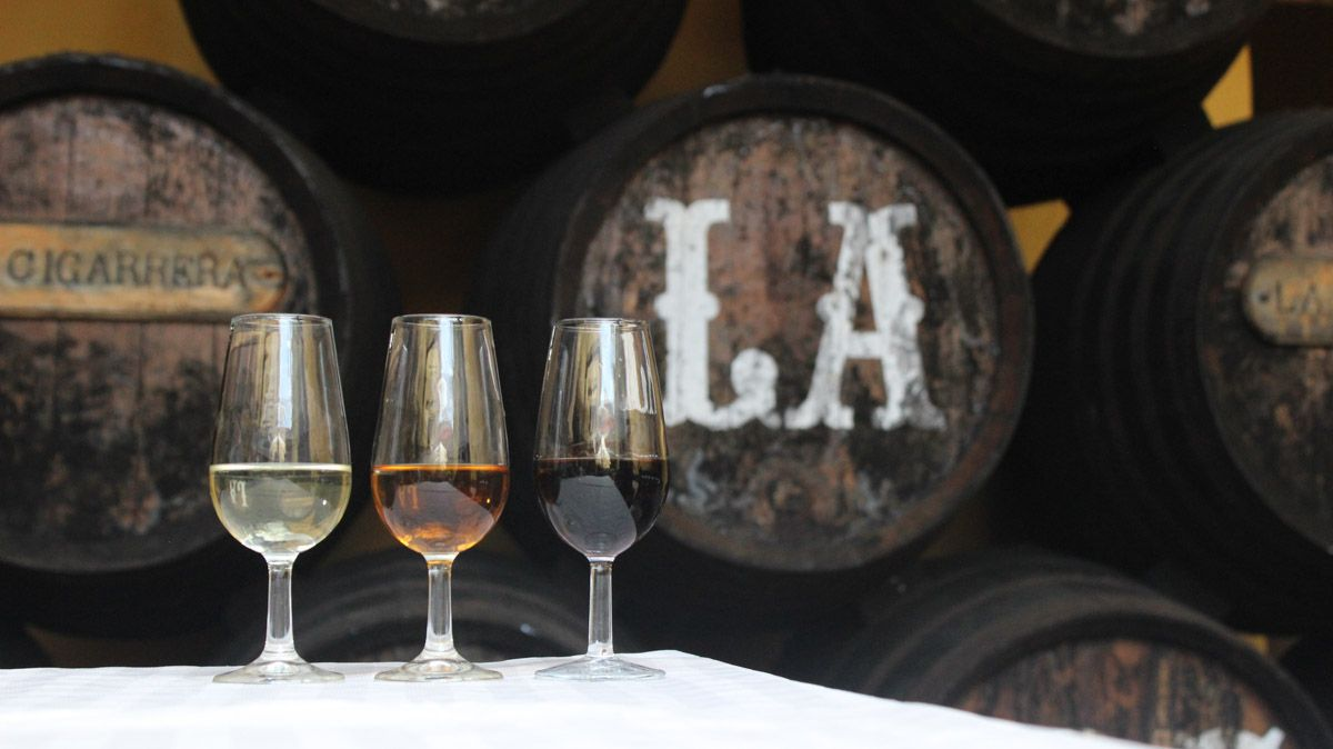 Sherry wine tasting at the ocean not just a tourist sherry wine tasting at the ocean solutioingenieria Images