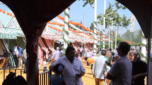 Private guided Tour to the Feria de Abril
