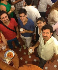 Alternative tapas tour in Seville