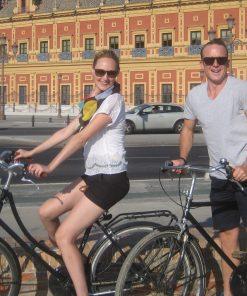 Guided e-bike tour Seville