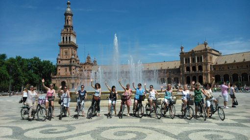Guided e-bike tour Seville