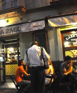 Alternative tapas tour in Seville