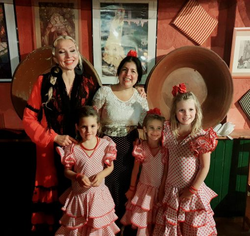 Flamenco in Seville for kids