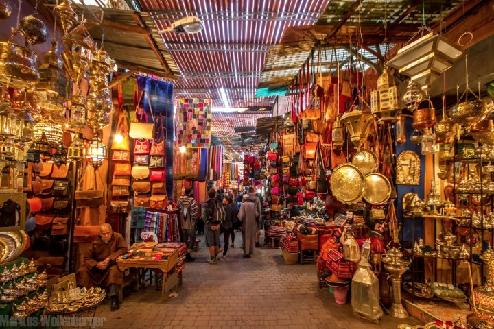 Daytrip to Morocco