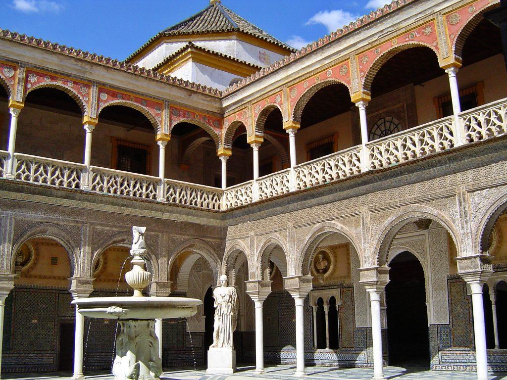 Seville's Casa Pilatos