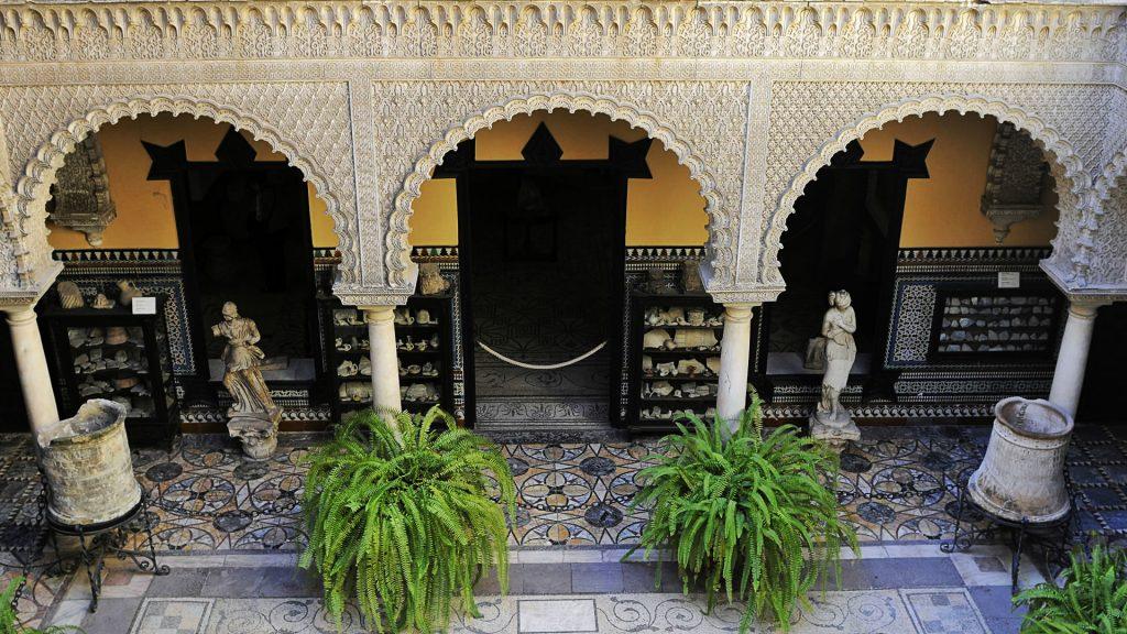 Seville Lebrija Palace