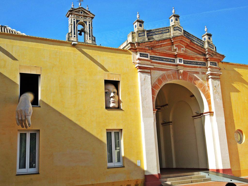 Centro Andaluz de Arte Contemporáneo Seville