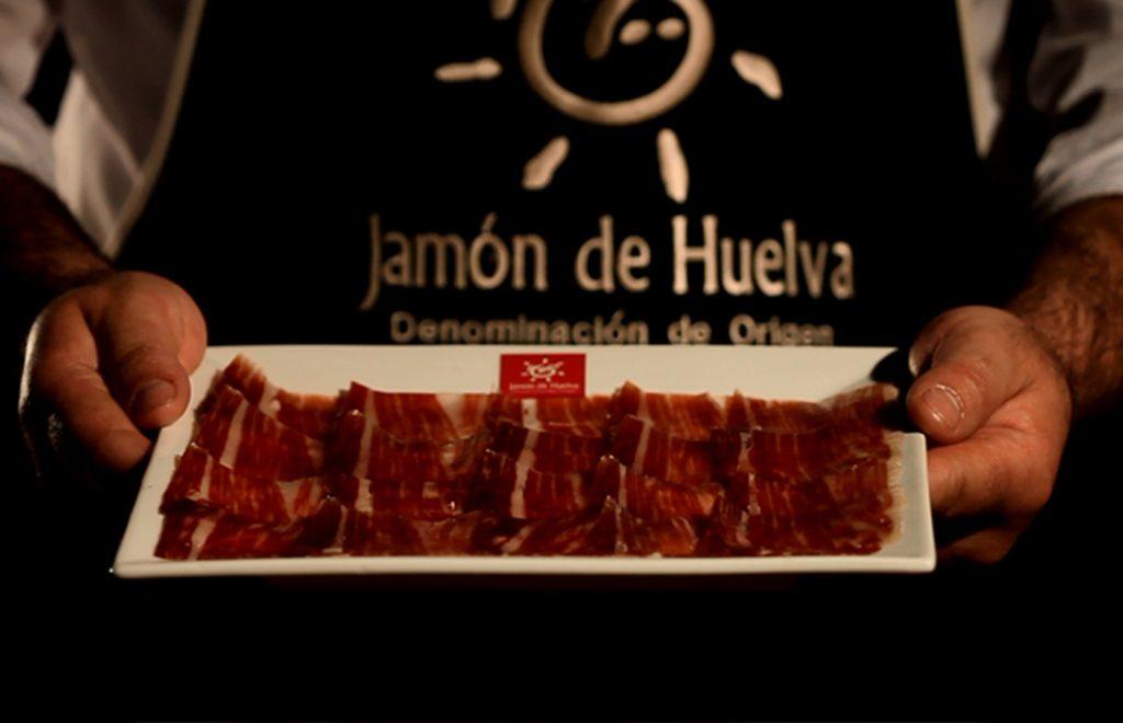 Jamon Slices from Huelva