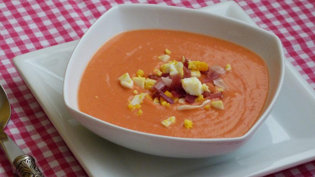 Salmorejo - Cordoba - Traditional Cold Soup