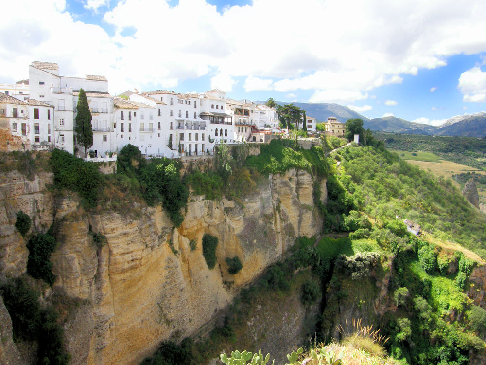 luxury tour of Ronda on day trip from Seville