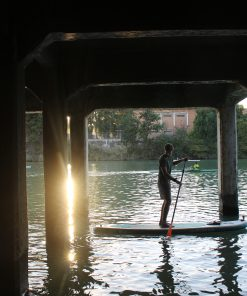 Stand Up Paddling: Children activities in Sevilla