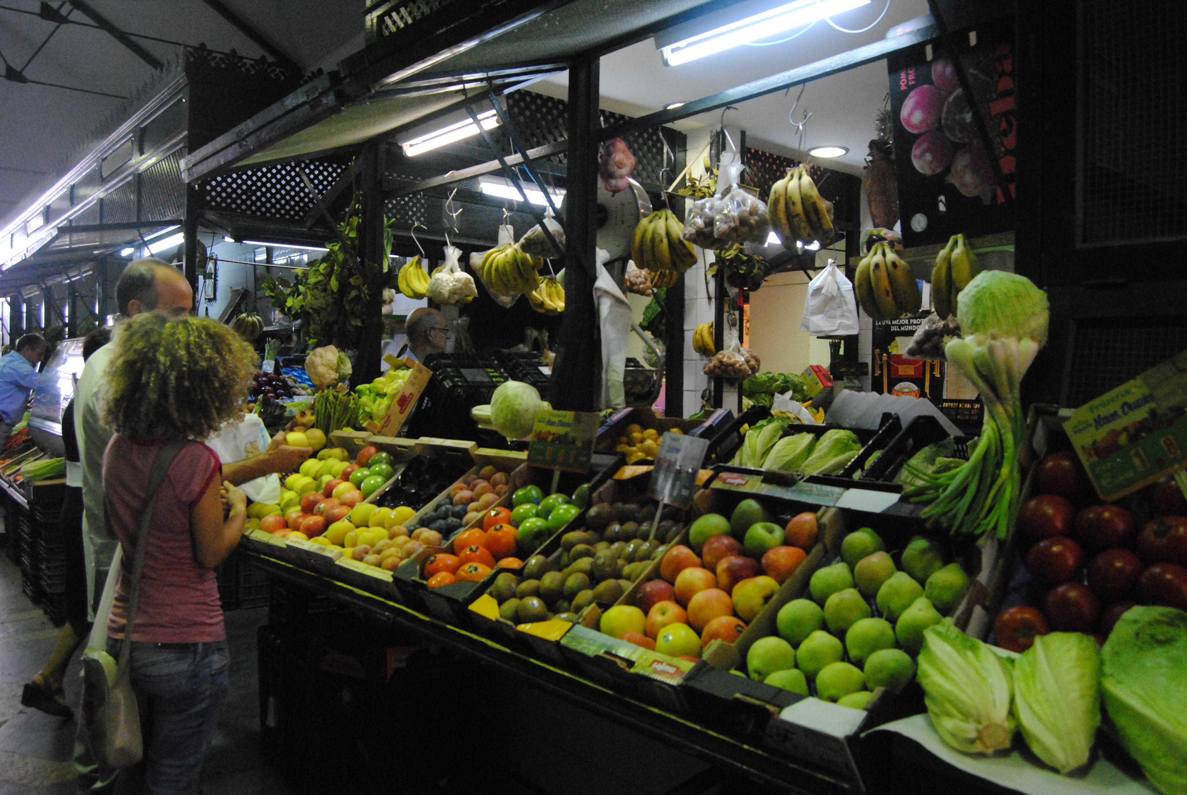 Mercado de Feria in Sevilla