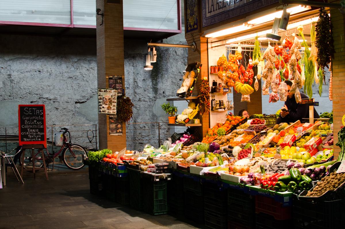Triana Mercado in Seville