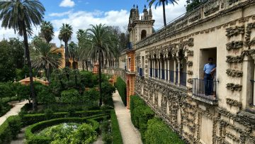 The Real Alcazar in Seville