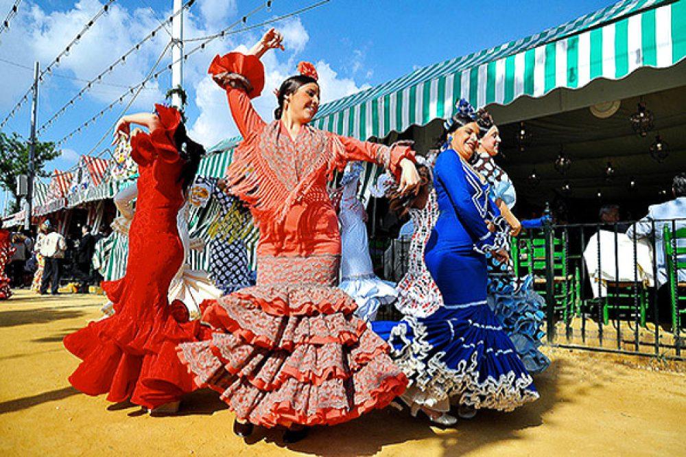 Bespoke tour of Seville Feria de Abril