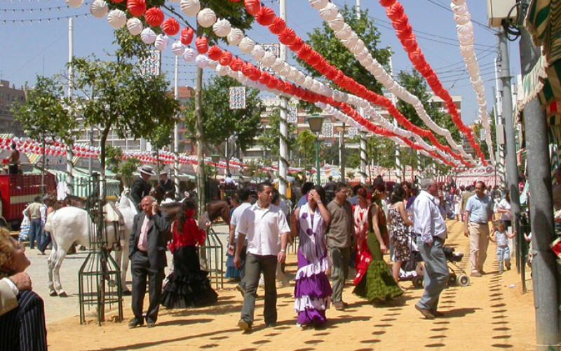 Experience Feria de Abril with a private guide