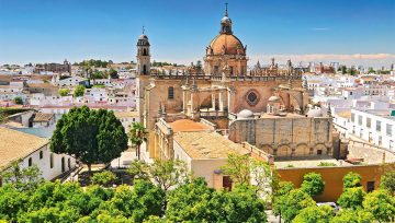 visit Jerez on private sherry tour