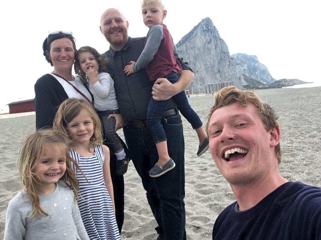 Child friendly trip to Gibraltar