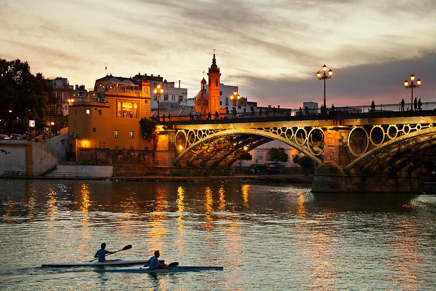 Honeymoon activity idea: private tour of Seville