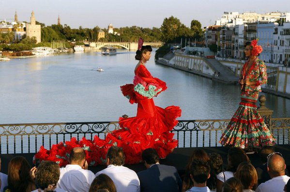 luxury guided trip to Seville