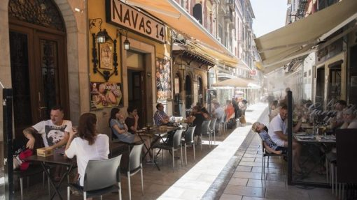 Calle Navas on luxury visit to Granada