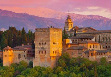 experience romantic Granada