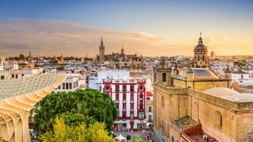 travel through Spain in luxury