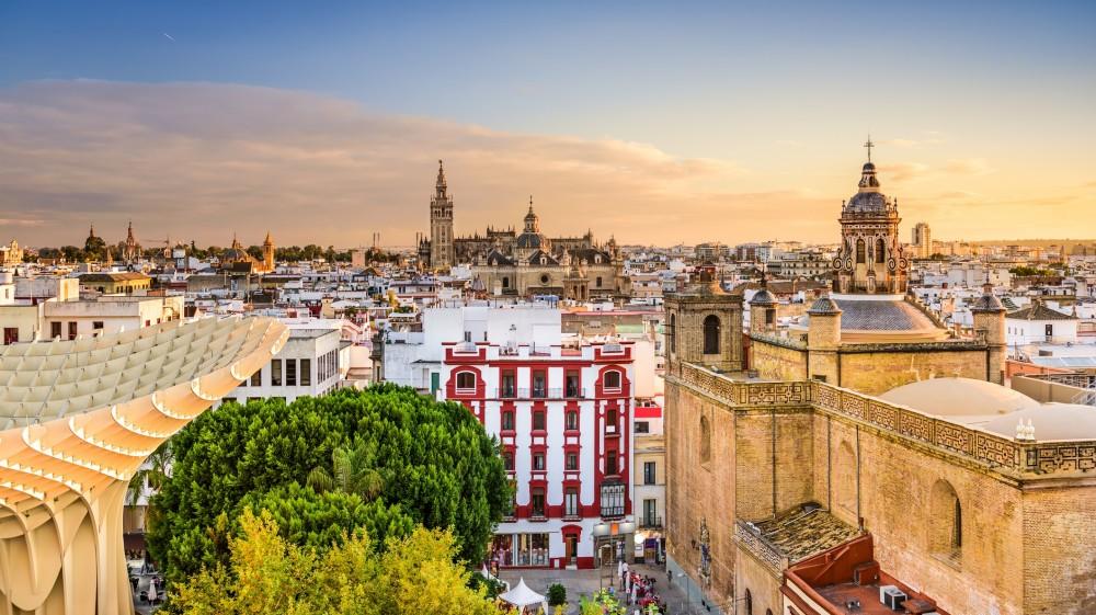 travel through Spain in luxury